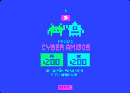 cyber amigos