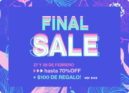 Final sale 2019